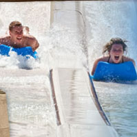 Mont Cascades Water Park fun water parks in quebec canada